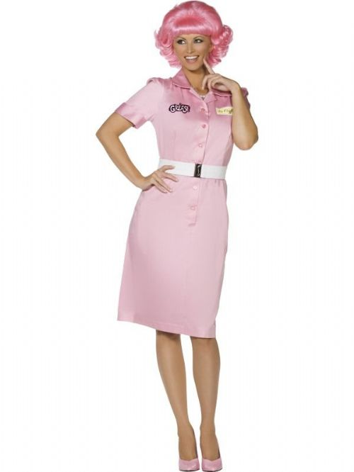 Frenchy Costume Beauty School Drop Out Costume